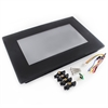 """Picture of 7"""" - Resistive Touch - With Enclosure"""