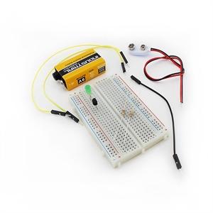 Picture of Moisture Sensor Using Transistor