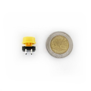 Picture of Mini Push Button Switch 12x12x7.3mm