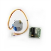 Picture of Gear reduction stepper motor