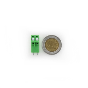 Picture of Right Angle Plug-in Terminal Connector 5.08mm
