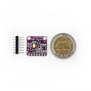 Picture of TCS34725 RGB Light Color Sensor Module