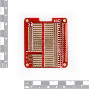 Picture of Raspberry PI 3 Proto-Hat / Shield