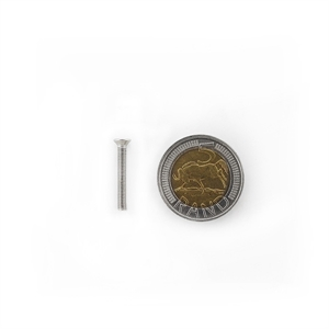 Picture of M3 Machine Screw - Stainless Steel - Philips