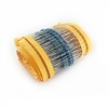 Picture of 1/4W Resistors 1% Metal Film Pack - 600pcs